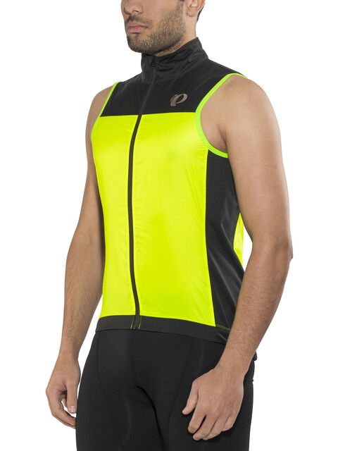 PEARL iZUMi P.R.O. Barrier Lite Vest Men Screaming Yellow/Black